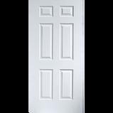 METAL DOOR - 6 PANEL
