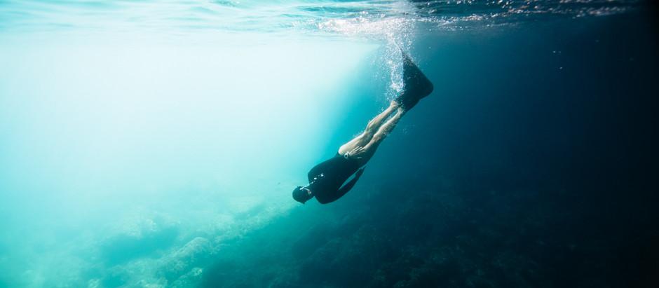 Mitä vapaasukellus on?