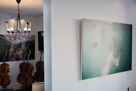 Underwater art, Johanna Nordblad