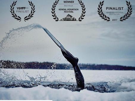 WINNER: JOHANNA UNDER THE ICE