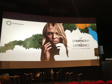 The Symphony of Extremes with Visit Finland