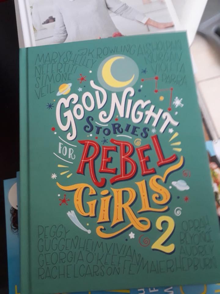 Good night stories for rebel girls 2, Johanna Nordblad