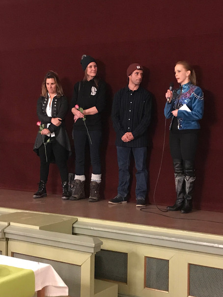 Big vs Small film premiere in Heinola