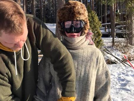With Hanna Koikkalainen