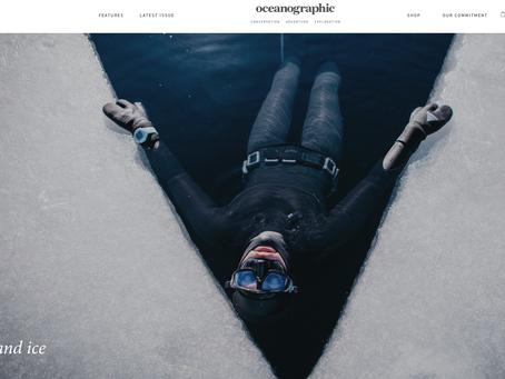 Oceanographic Magazine - Fire and Ice
