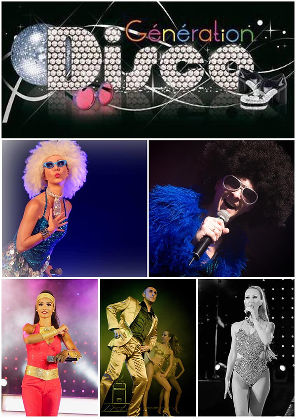 Génération Disco - Présentation photos.j