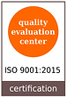 quality evaluation center services_ISO90