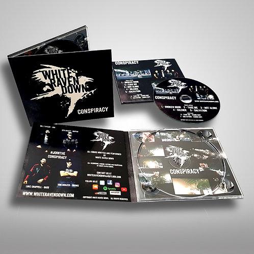 """""""Conspiracy"""" EP - CD"""