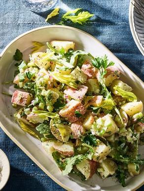 Tahini Potato Salad