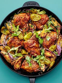 Pepperocini Chicken