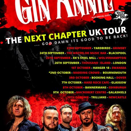 UK Tour Announced!!