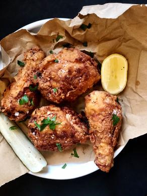 Ranch Fried Chicken