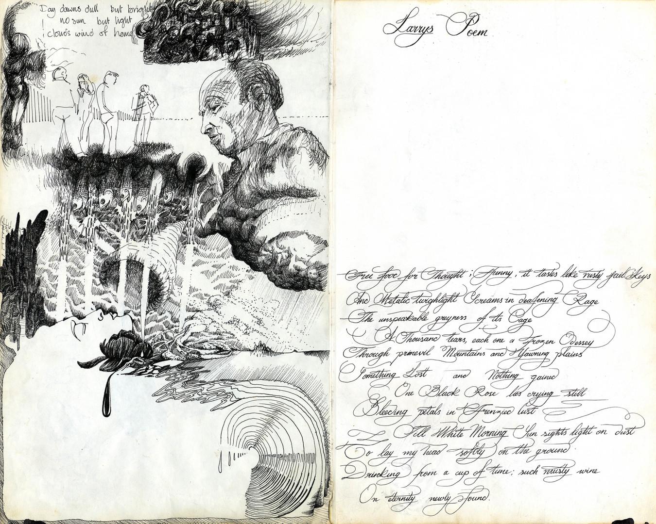 Larry's Poem