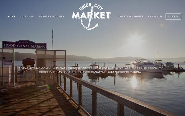 Union City Market Web Site