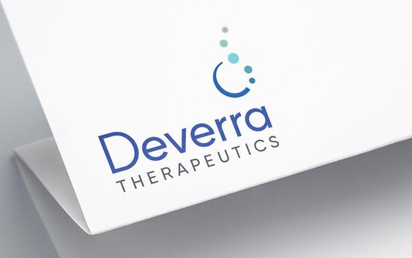 Deverra Therapeutics Logo Design