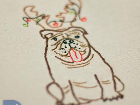 &1 More Stitch: Stocking