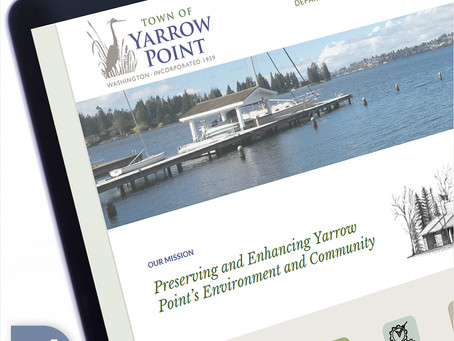 &1 More Design: Branding for the Town of Yarrow Point