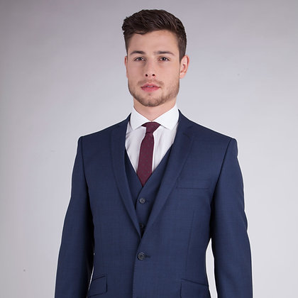 VivaldiPro Dark Ink Blue Lounge Suit (10126)