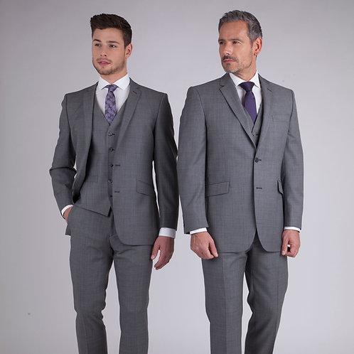 VivaldiPro Classic Grey Lounge Suit (10124)