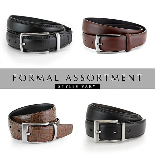 Gents Formal Leather Belts