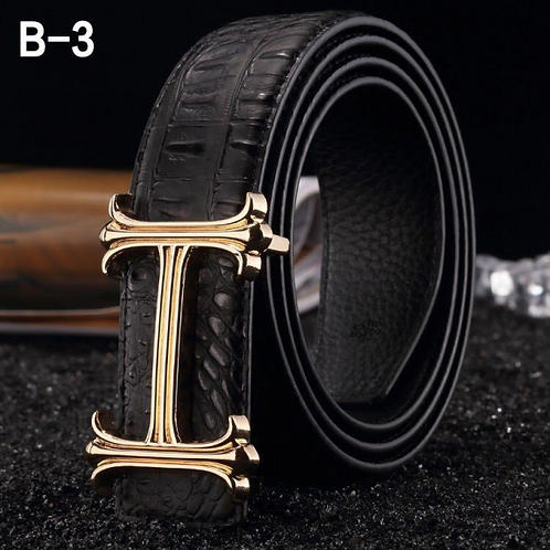 Gentleman's H Belts