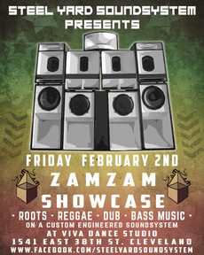 Steel Yard Meets ZamZam Sounds