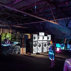 #steelyardsoundsystem #dub #reggae #soundsystemculture #thisiscle #cleveland