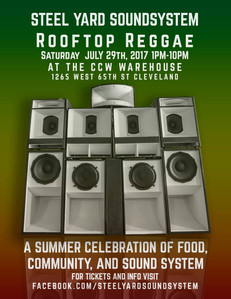 ROOFTOP REGGAE SESSION 7/29/2017
