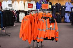 Safety Orange!