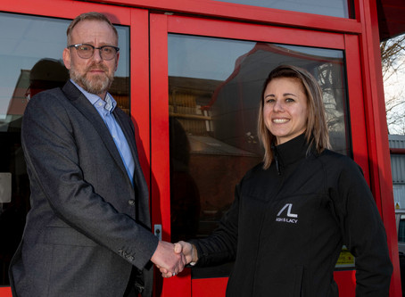 Aquarian Cladding seals partnership with industry leaders to distribute MechSlip