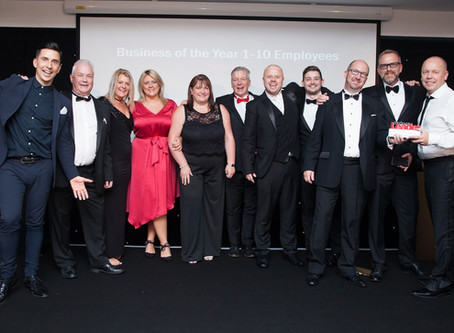 Aquarian Scoops Business of the Year Award