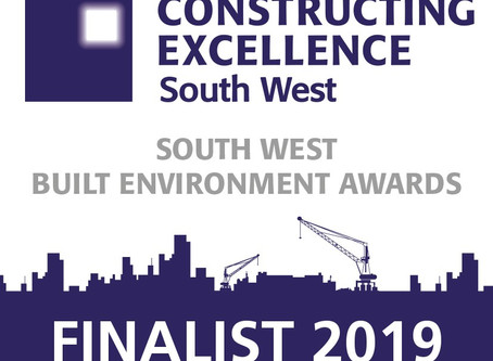 Aquarian Cladding announced as finalist for Constructing Excellence award