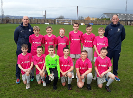 Aquarian Cladding is Proud Sponsors of Local Youth Football Talent
