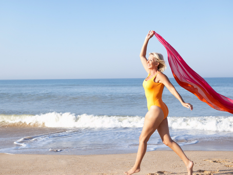 How do you you gain confidence over 50?