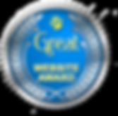 stiringcollies website award