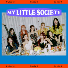 Fromis_9 'My Little Society'