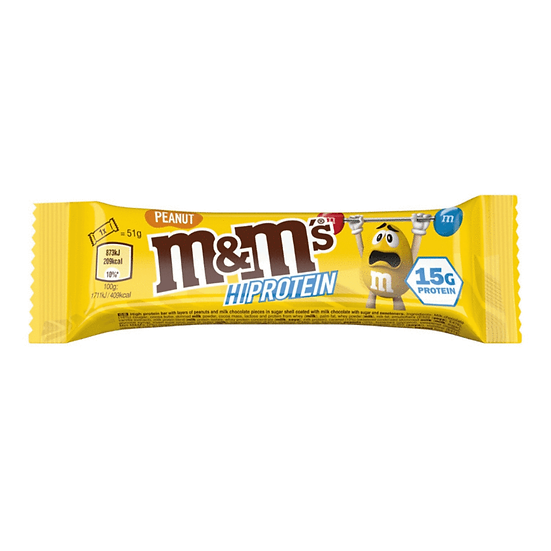 Mars, Snickers, M&M's & Bounty Protein Bar