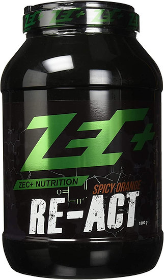 ZEC+ RE-ACT Post Workout Shake