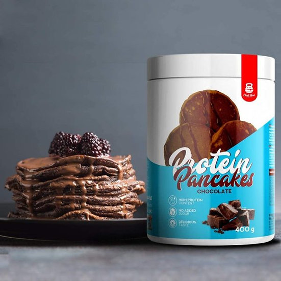 Cheat Meal Pancakes Nutrition