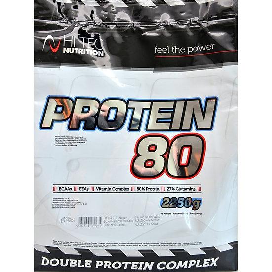 Πρωτεΐνη σε Σκόνη Hi Tec Protein 80