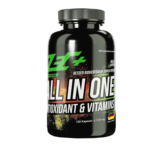 Zec+ All In One Antioxidant & Vitamins