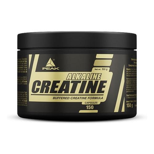 Peak Creatine Alkaline