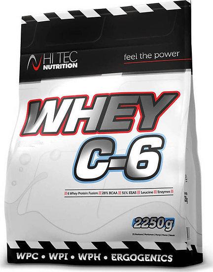 Πρωτεΐνη σε Σκόνη Hi Tec Whey C-6