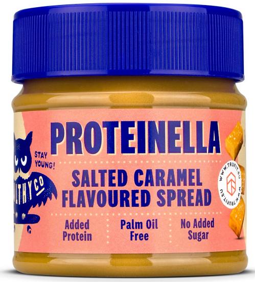 Proteinella Salted Caramel Flavoured Spread