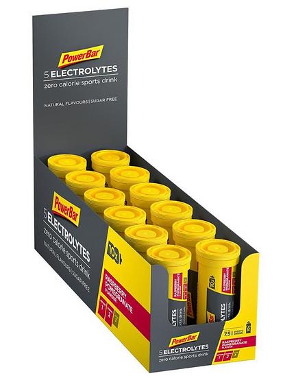 Powerbar 5 Electrolytes 40g (10 ταμπλέτες)