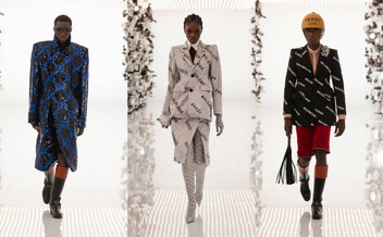 We Give A Salute To Mark Gucci's 100th Anniversary In Collaboration With Balenciaga