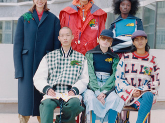 Introducing Lacoste Sportswear-Inspired A/W 21 Collection With A Vibrant Twist