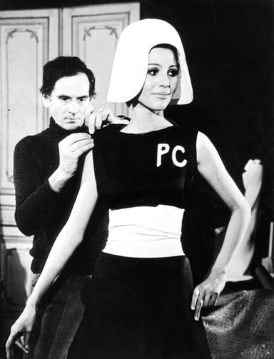 Pierre Cardin's Addiction To Logomania & How It Shaped The World