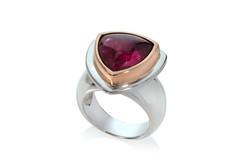 Tillion Tourmaline ring