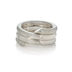 Small Coil Ring